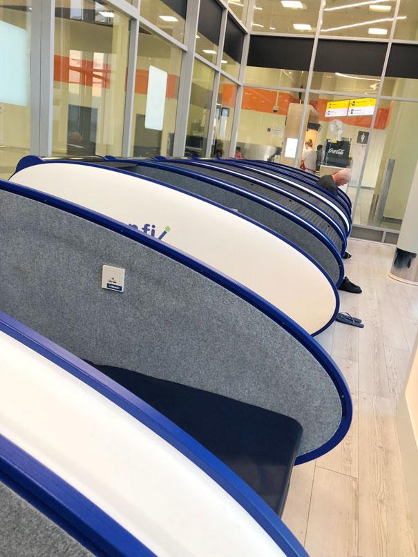 interior hotel capsula go sleep del aeropuerto sheremetyevo en moscu