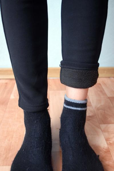 pantalon termico para invierno